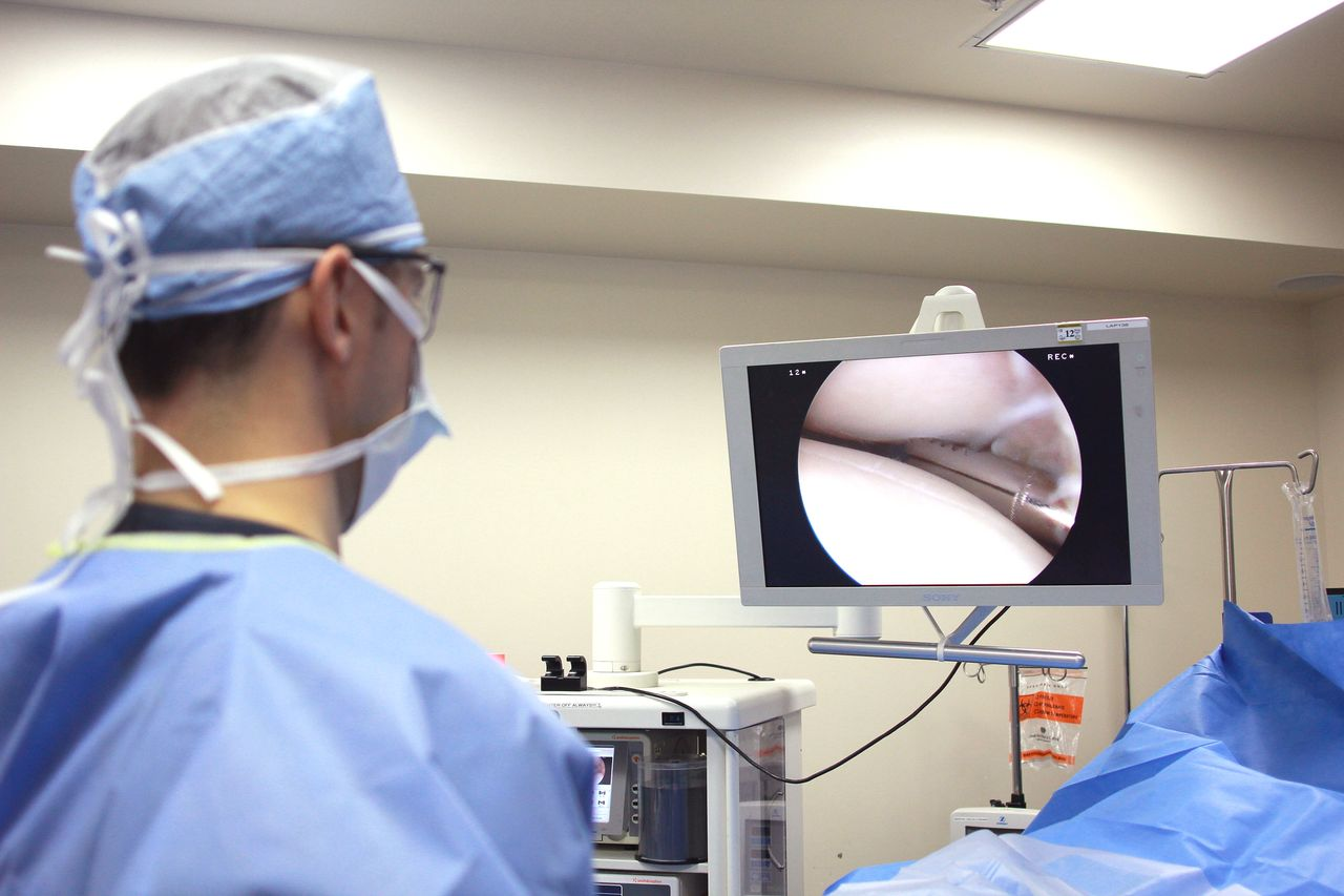 Beverly Hills Knee Injury Repair