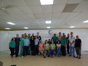 Dr. Meier in Honduras