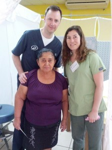 Honduras Patient Arthroscopy Worldwide